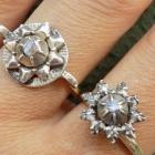 zabytkowe pierścionki