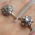 zabytkowe pierścionki nr 2