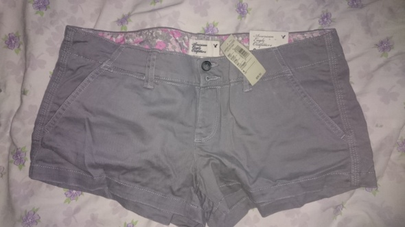 Sexi Spodenki Szorty American Eagle Outfiitters 0