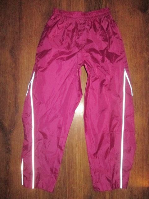 Spodnie nieprzemakalne CRIVIT outdoor rozmiar 122 128