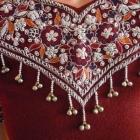 Bluzka i haremki z Indii