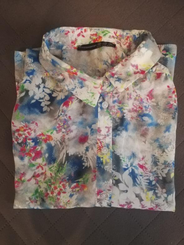 Koszule Koszula bez rękawów