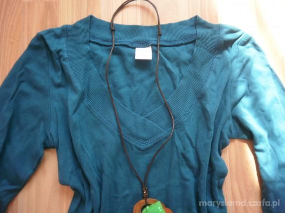 Bluzki Morska bluzeczka Camaieu