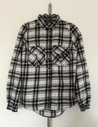 Flanelowa koszula Reserved krata must have insta tumblr...