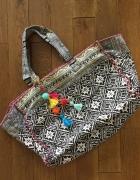 Boho shopper bag RESERVED...