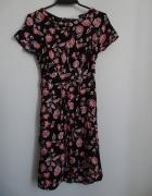 Sukienka w kwiatki george rozm 38...