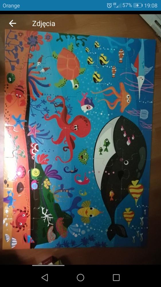 Moje pierwsze puzzle