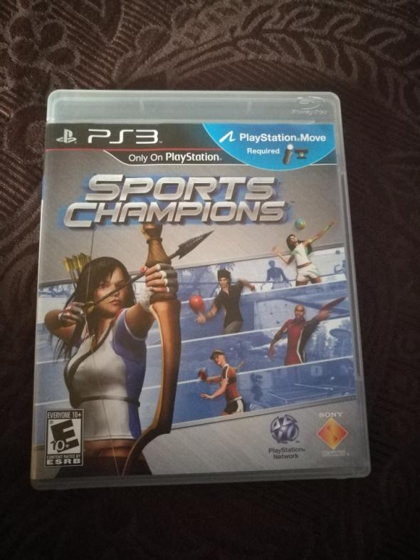 Gra Sports Champions