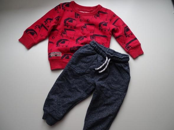 Bluza i spodnie rozm 74