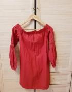 sukienka hiszpanka z długim rękawem reserved...
