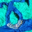 Bikini chaber kamienie wiązne materiałowe