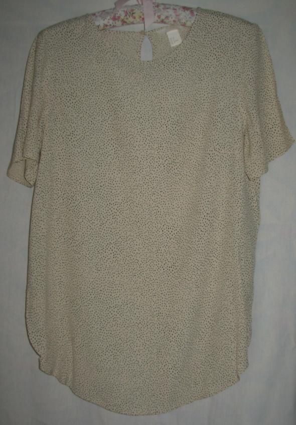 Bluzka z wiskozy HiM 38