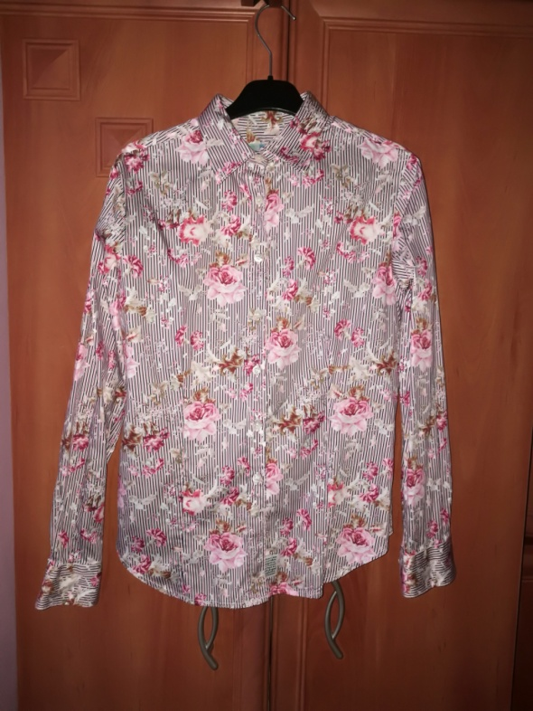 Koszula kwiaty 36