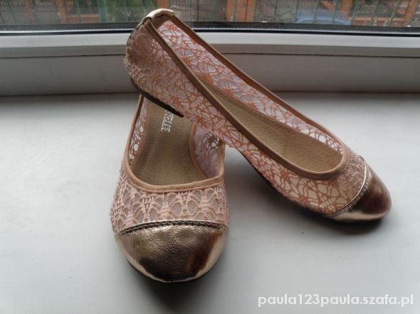 balerinki koronkowe deezee