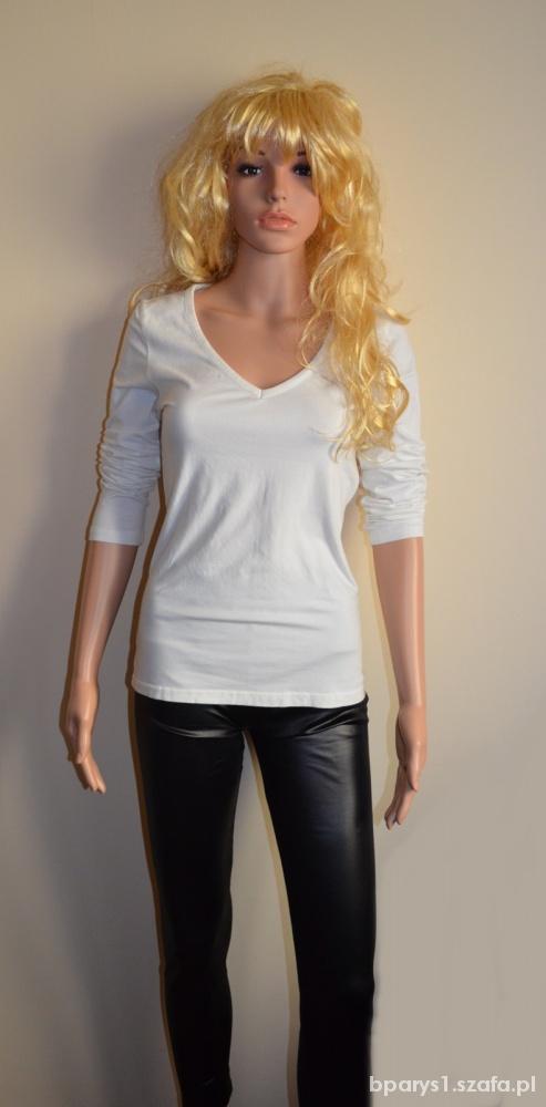 Biała koszulka M L...