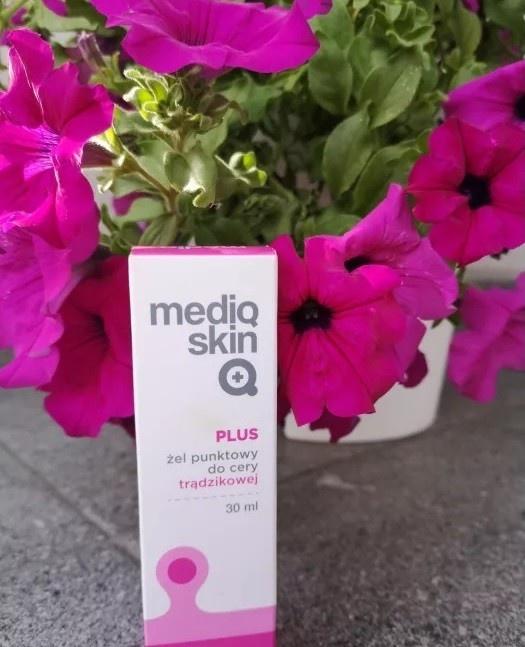 Mediq skin żel punktowy do cery trądzikowej