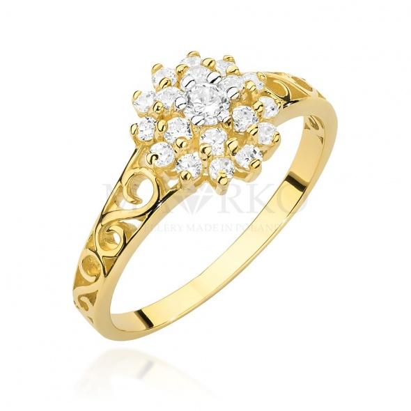 Czy to są ładne pierścionki na zaręczyny