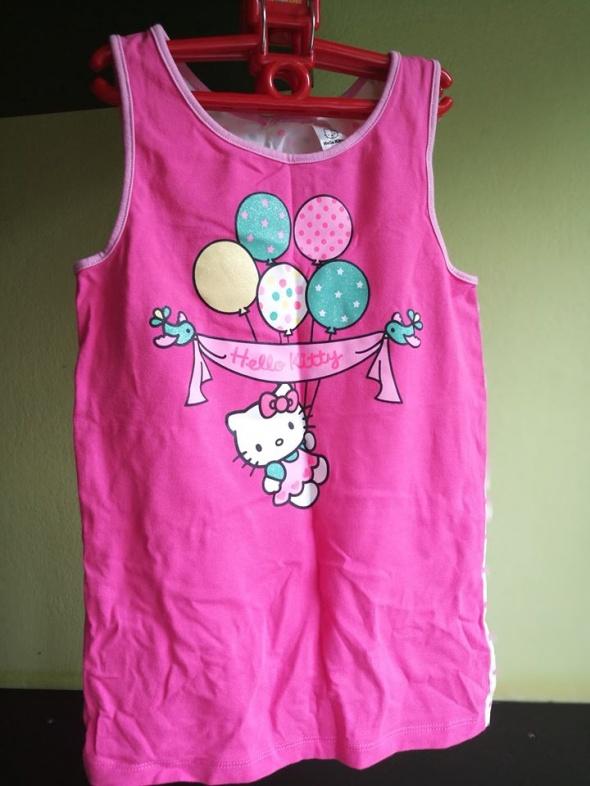 Różowa Bluzeczka Hello Kitty 104 110
