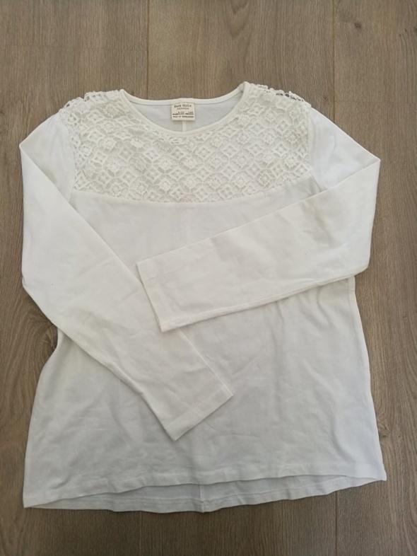 Biala bluzeczka Zara 140