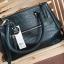 F&F czarna torba kuferek na ramię listonoszka