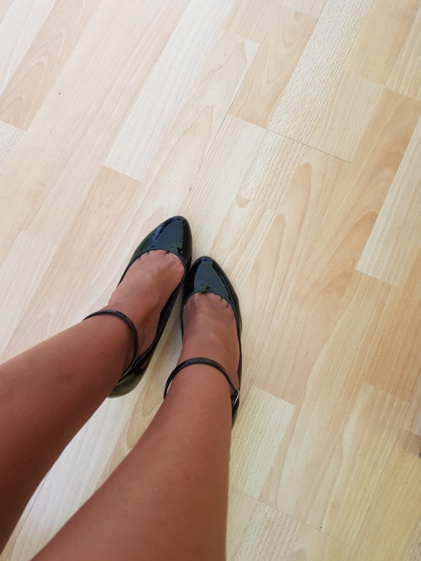 Czarne butki...