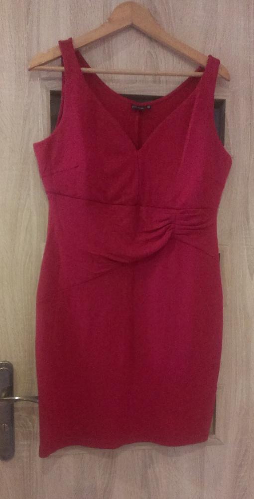 Super czerwona sukienka 40 42