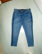 zgrabne jeansy 48...