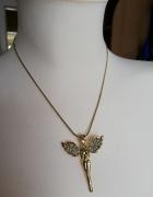 Złoty anioł...