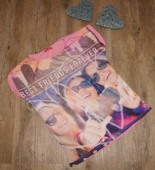 Bluzka bluzeczka dla dziewczynki 11 12 lat 152 firmy YD