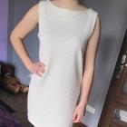 Sukienka biała Mohito