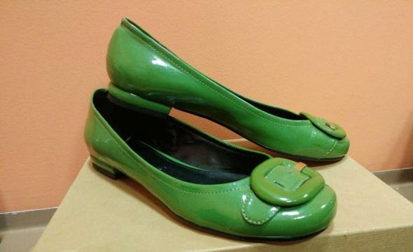 Balerinki baleriny zielone Next 40