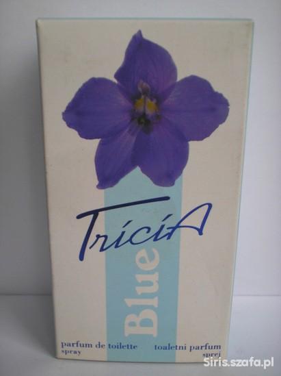 Damska woda perfumowana Tricia Blue 15ml