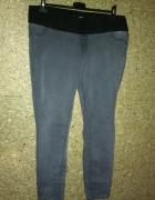 New Look Szare elastyczne treggninsy rurki skinny 44 46...