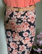 spódnica w kwiaty Top Secret...