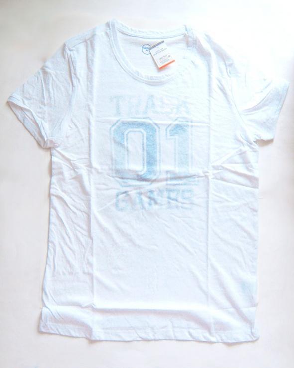 koszulka z nadrukiem rozmiar msportowy tshirt M