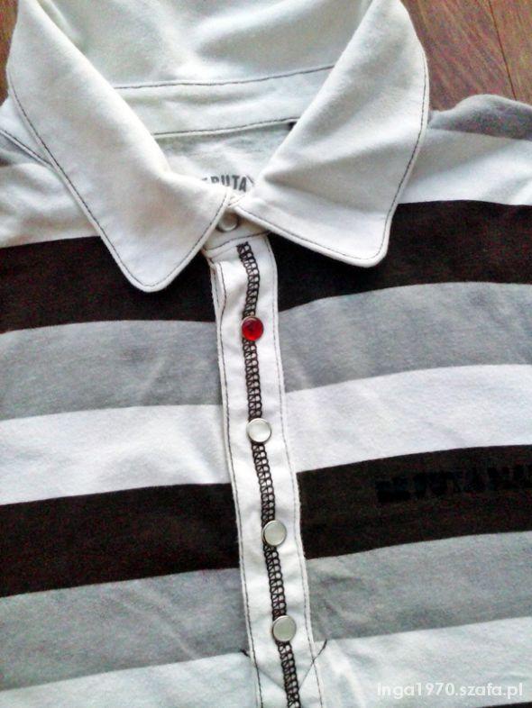 Bluza jak koszula polo DEPUTA MADRE M...