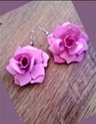 Fantastyczne różowe duuuże róże