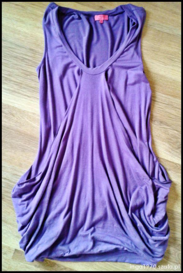 Tunika lub sukienka oversize jak NOWA