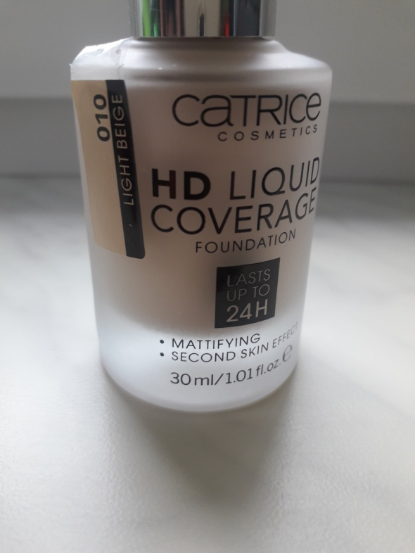 Podkład Catrice HD Nr 010