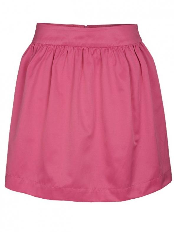 Spódnice różowa mini troll L nowa