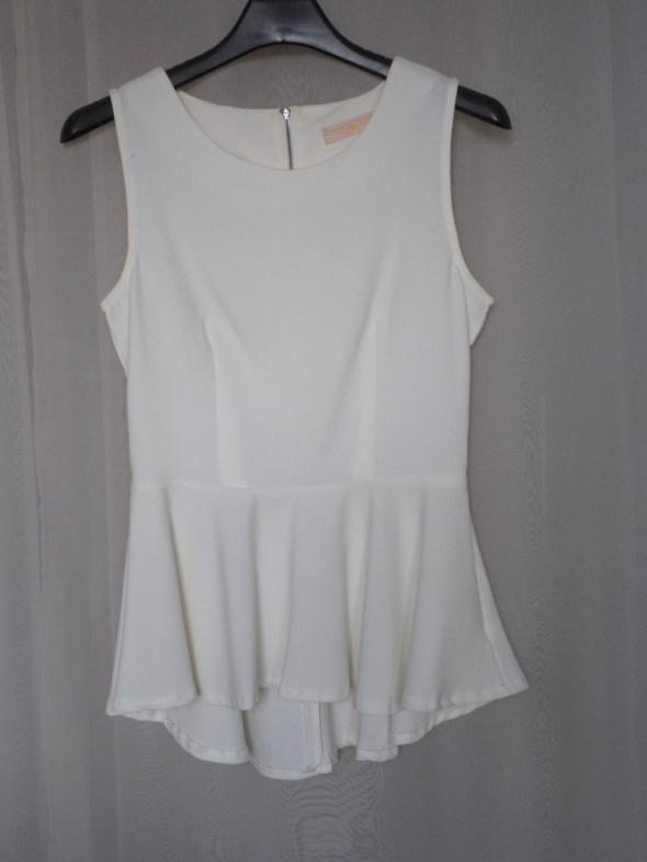 Biała baskinka 36 elegancka