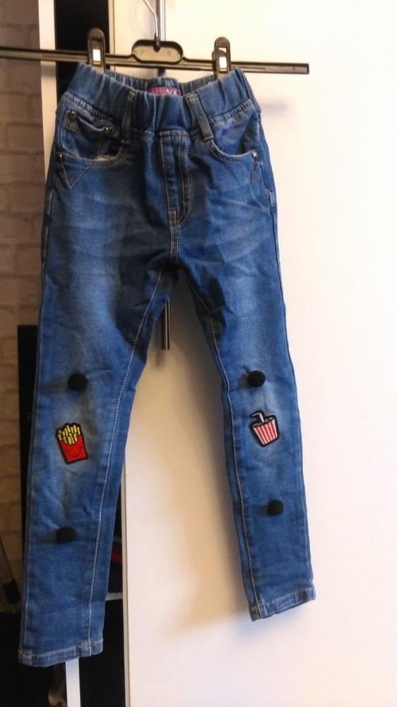jeansy 5 lat