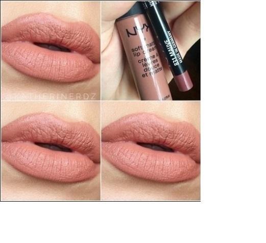 Wyprzedaż Nyx Soft Matte Lip Cream ABU DHABI MATOWA