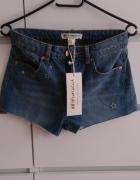 Spodenki jeansowe nowe H&M...