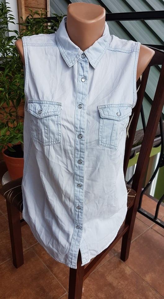 Koszule jeansowa koszula new look