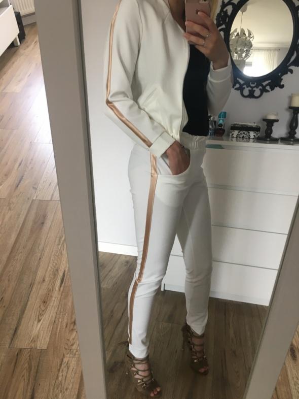 Dres spodnie i bluza komplet