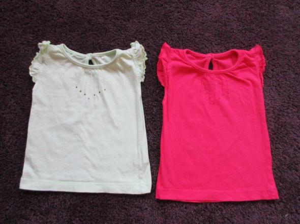Eleganckie bluzki dla dziewczynki 2 szt