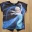 Bluzka GEORGE FROZEN ELSA z kokardą 134 cm...