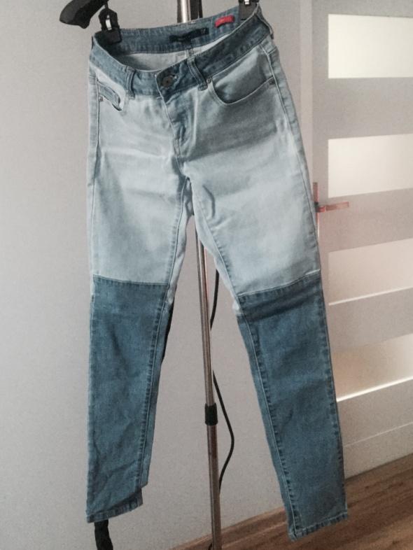 Spodnie Jeansy reserved skinny