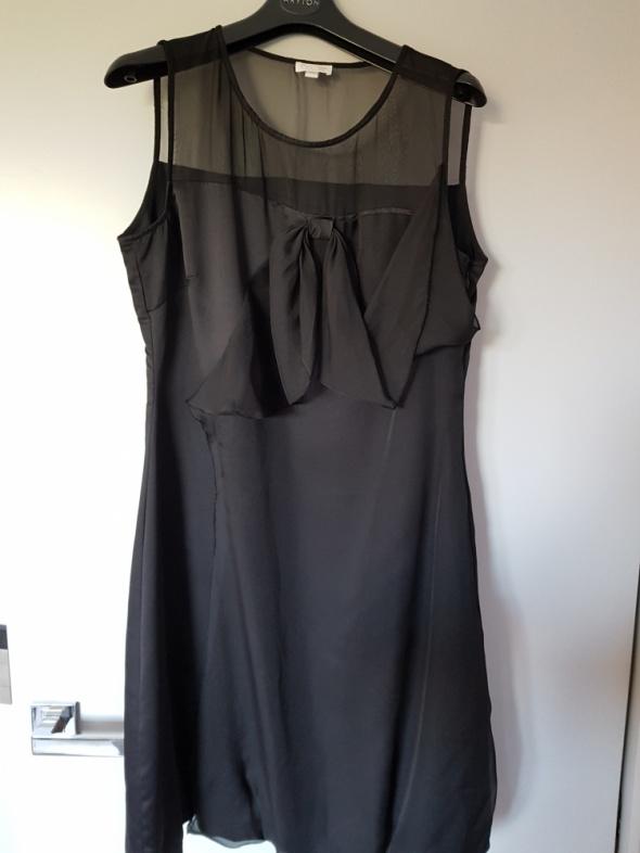 Czarna sukienka Solar...